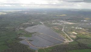 RAF Lyneham Solar Farm